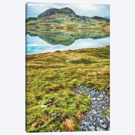 Snaefellsnesvegur, Iceland VI Canvas Print #PAU75} by Mark Paulda Canvas Print