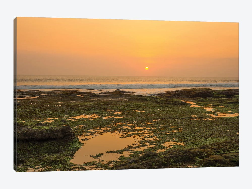 Bali Sunset by Mark Paulda 1-piece Canvas Art