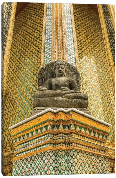Bangkok, Thailand The Grand Palace Canvas Art Print