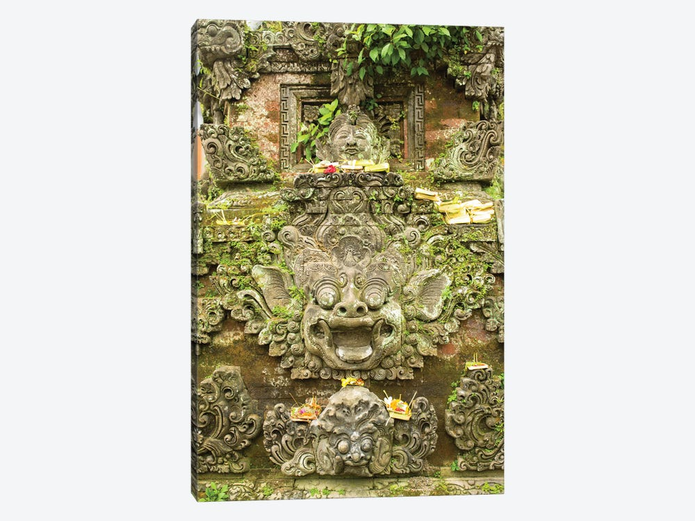 Bali Temple 1-piece Canvas Wall Art