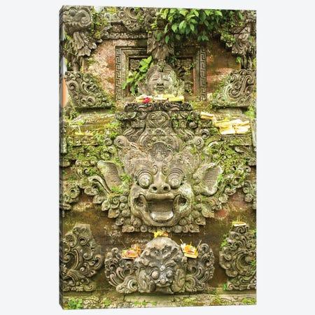 Bali Temple Canvas Print #PAU81} by Mark Paulda Art Print