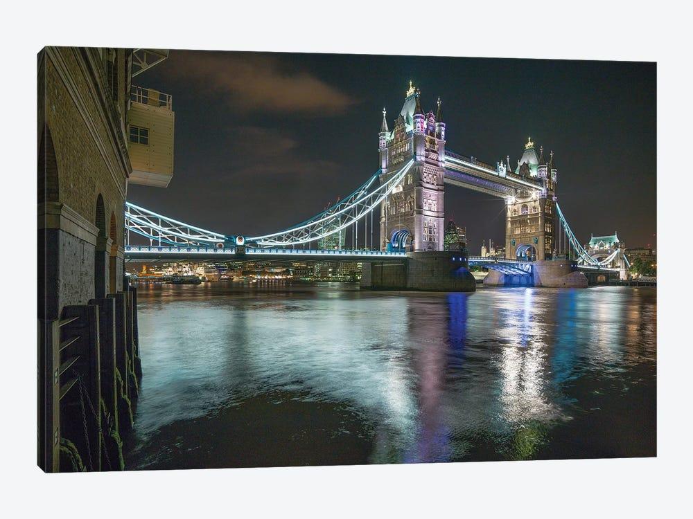 Tower Bridge, London by Mark Paulda 1-piece Canvas Print
