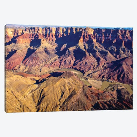 Grand Canyon XXXV Canvas Print #PAU8} by Mark Paulda Canvas Art Print