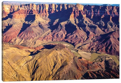 Grand Canyon XXXV Canvas Art Print
