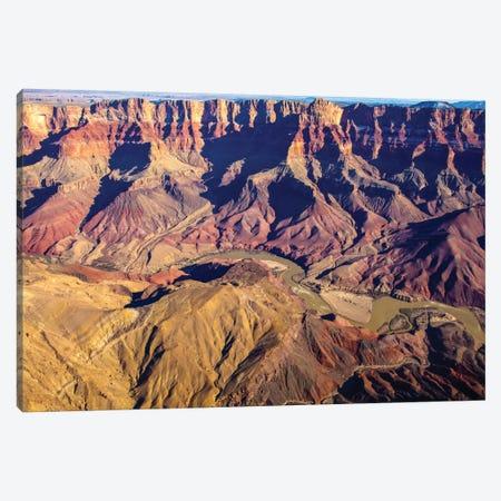 Grand Canyon XXXV Canvas Print #PAU8} by Mark Paulda Canvas Art Print