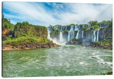 Iguazu Falls I Canvas Art Print