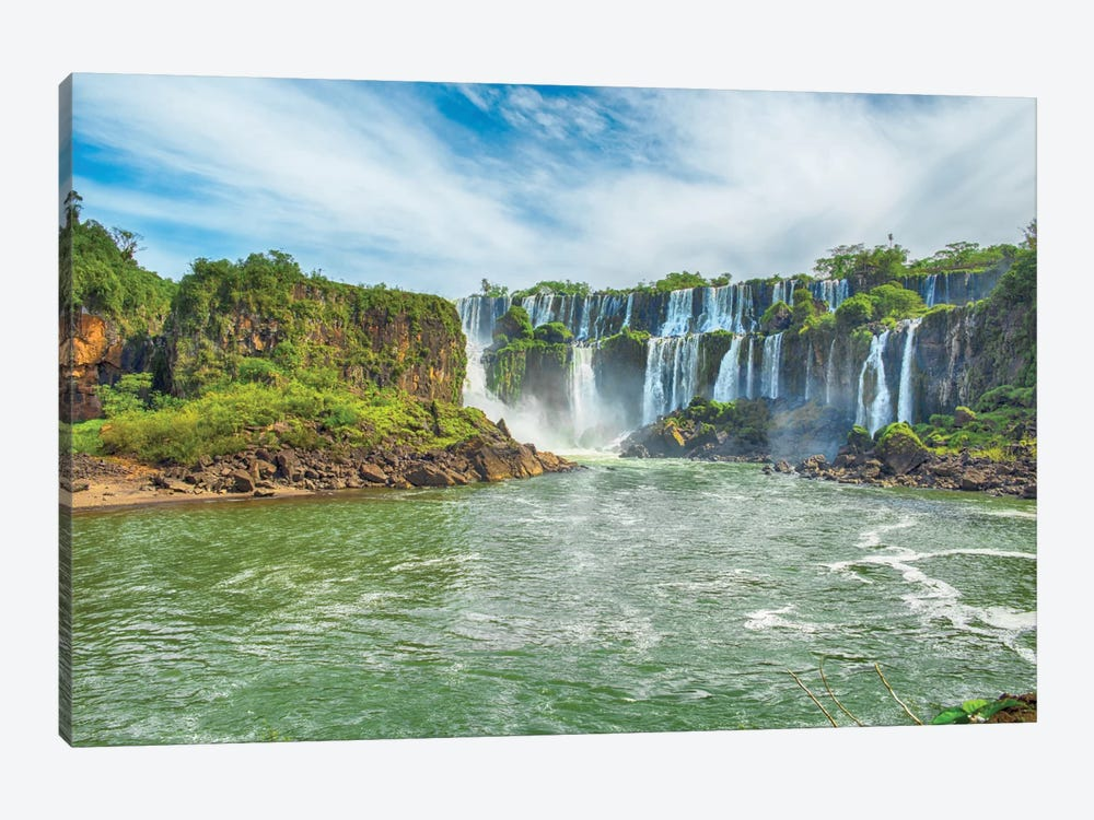 Iguazu Falls I by Mark Paulda 1-piece Canvas Art