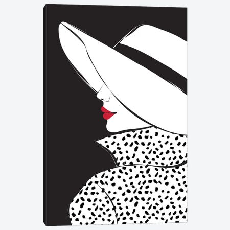 Blair I Canvas Print #PAV110} by Martina Pavlova Canvas Art Print