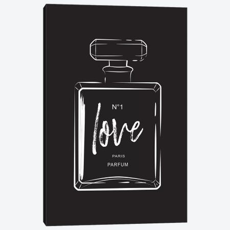Love Perfume Canvas Print #PAV145} by Martina Pavlova Canvas Art Print