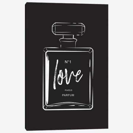 Love Perfume Canvas Print #PAV145} by Martina Pavlova Canvas Art Print