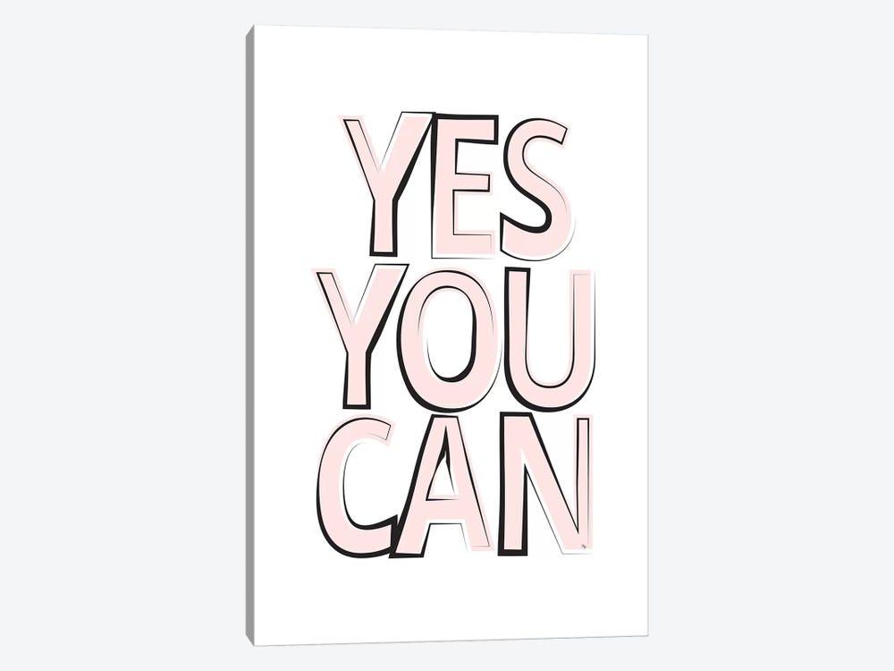 Yes by Martina Pavlova 1-piece Art Print