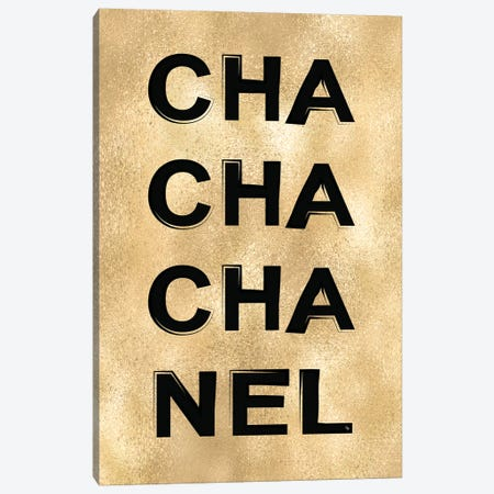 Chachanel Canvas Print #PAV156} by Martina Pavlova Canvas Art