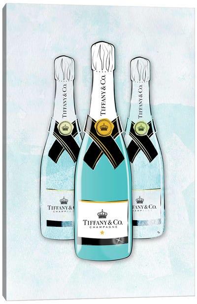 Tiffany Champagne Canvas Art Print