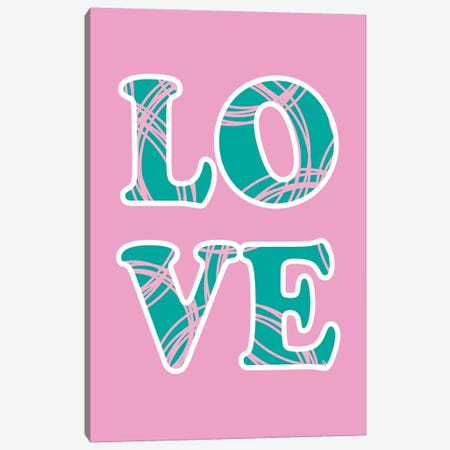 Love Canvas Print #PAV241} by Martina Pavlova Canvas Print