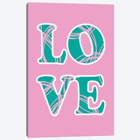 Love Canvas Print #PAV241} by Martina Pavlova Canvas Print