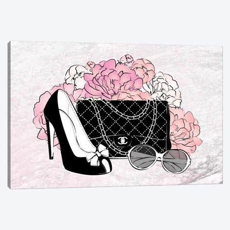 Fashion Setting Canvas Print #PAV314} by Martina Pavlova Canvas Artwork