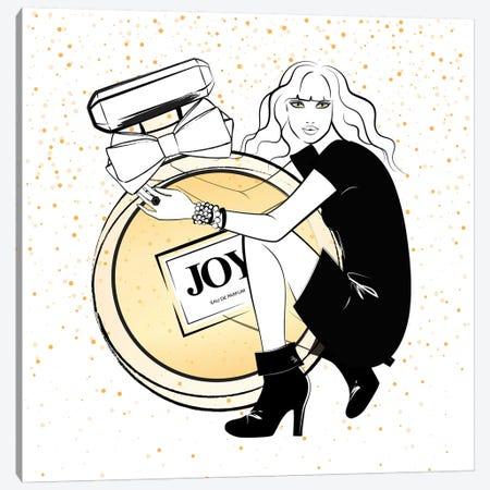 Joy Perfume Canvas Print #PAV369} by Martina Pavlova Canvas Art