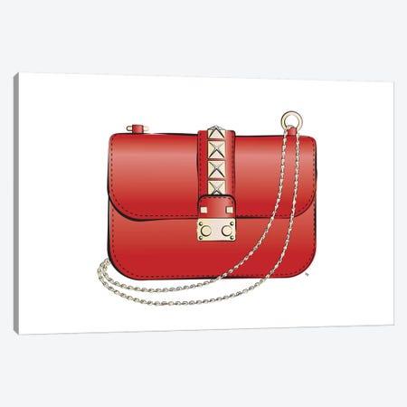 Valentino Bag Canvas Print #PAV408} by Martina Pavlova Canvas Print