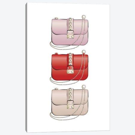 Valentino Bags Canvas Print #PAV409} by Martina Pavlova Canvas Art Print