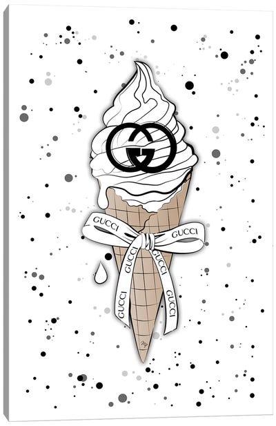 Gucci Ice Cream Canvas Art Print