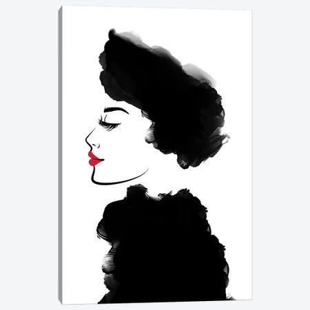 Noble Lady Canvas Print #PAV441} by Martina Pavlova Canvas Print