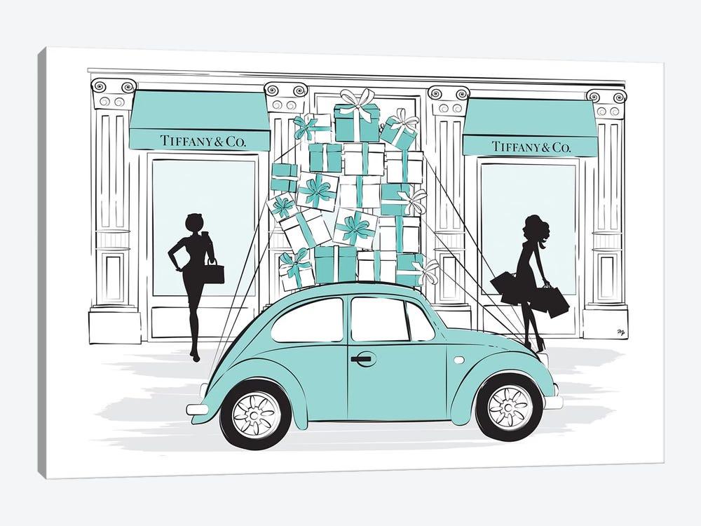 Tiffany Car by Martina Pavlova 1-piece Canvas Print