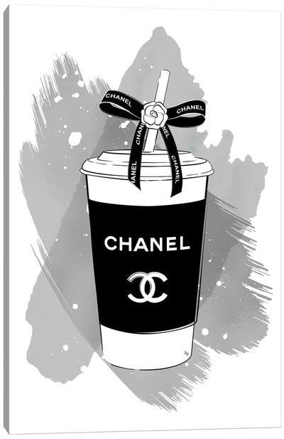 Chanel Soft Drink Canvas Art Print