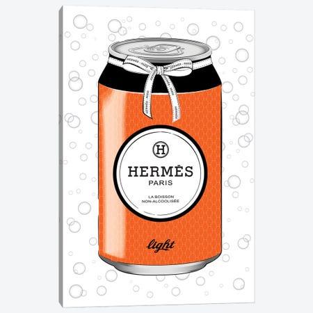 Hermes Drink Canvas Print #PAV495} by Martina Pavlova Canvas Print