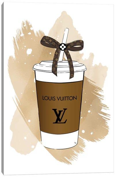LV Soft Drink Canvas Art Print