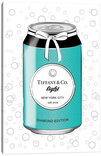 Tiffany Drink Canvas Art Print