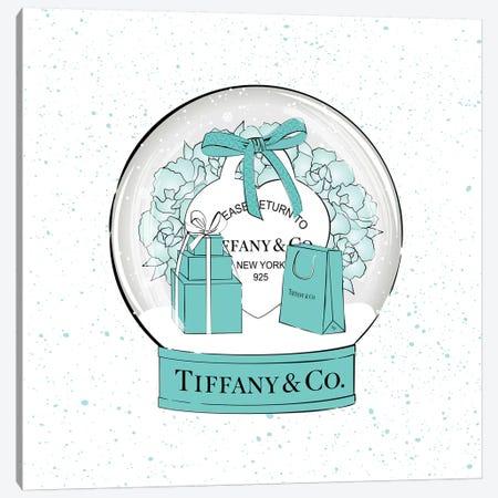 Tiffany Snow Ball Canvas Print #PAV524} by Martina Pavlova Canvas Art Print