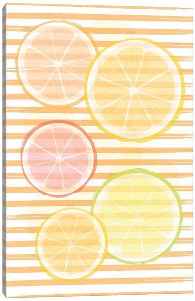 Citruses Canvas Art Print