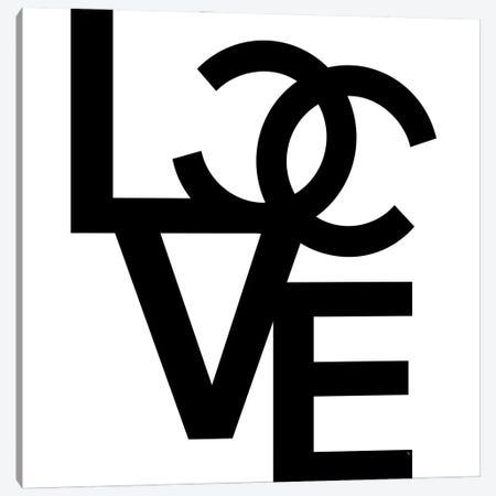 CC Love Canvas Print #PAV610} by Martina Pavlova Canvas Artwork