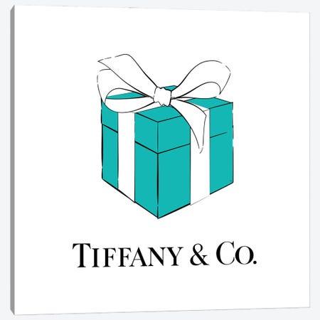 Iconic Tiffanys Canvas Print #PAV621} by Martina Pavlova Canvas Print