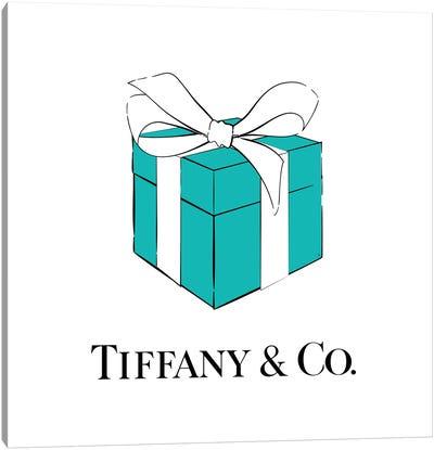 Iconic Tiffanys Canvas Art Print