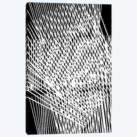 Just Lines Canvas Print #PAV644} by Martina Pavlova Canvas Wall Art