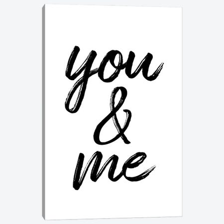 You And Me Canvas Print #PAV657} by Martina Pavlova Canvas Art Print