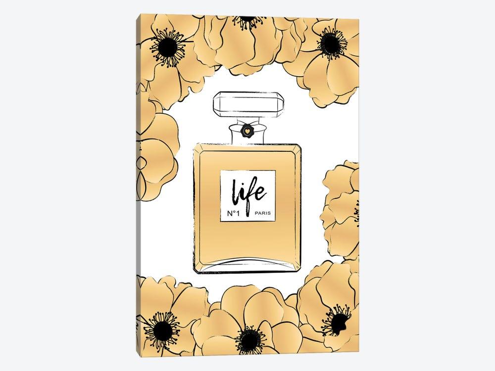 Golden Life by Martina Pavlova 1-piece Art Print