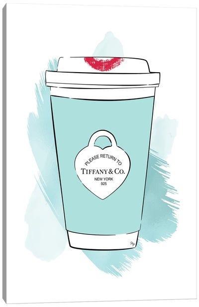 Tiffanys Drink Canvas Art Print