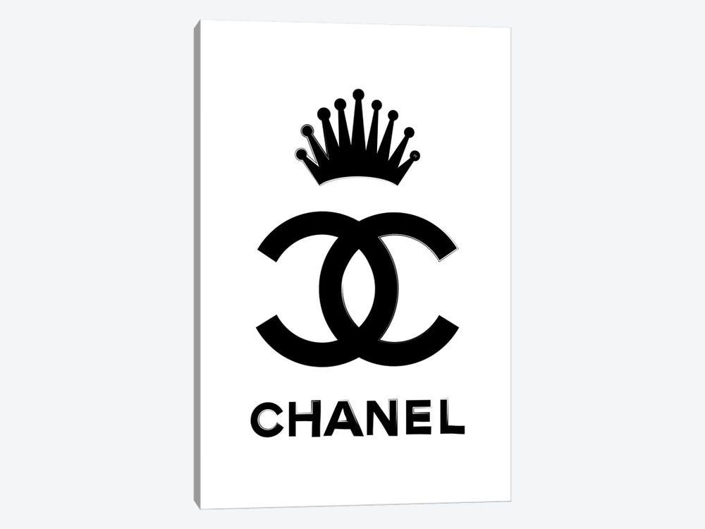 Chanel Queen by Martina Pavlova 1-piece Canvas Art