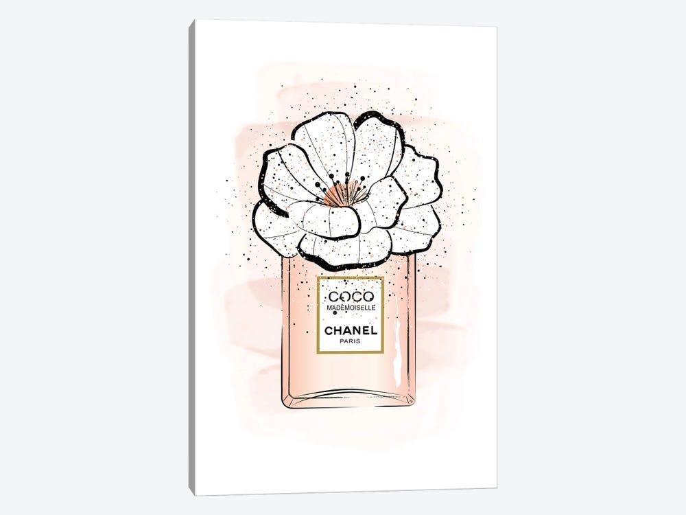 Coco Flower by Martina Pavlova 1-piece Canvas Print