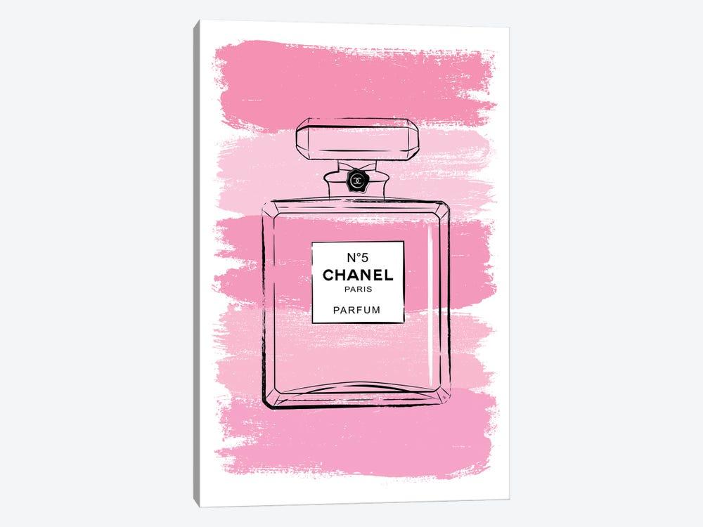Pink Perfume by Martina Pavlova 1-piece Canvas Art Print