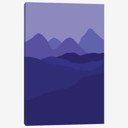 Purple Country Canvas Print #PAV737} by Martina Pavlova Canvas Art