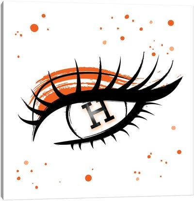 Hermes Eye Canvas Art Print