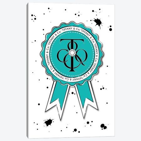 Tiffany & Co. Badge Canvas Print #PAV750} by Martina Pavlova Canvas Print