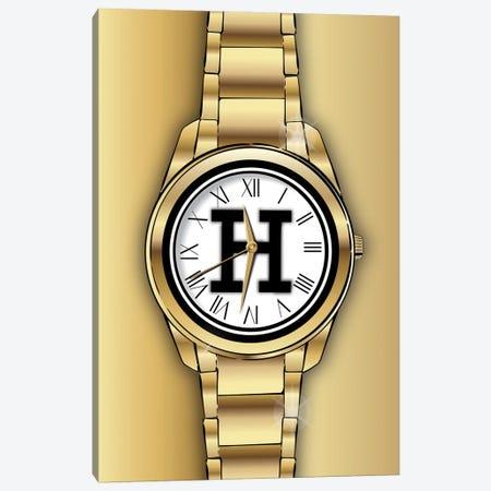 Hermes Watch Canvas Print #PAV757} by Martina Pavlova Canvas Art