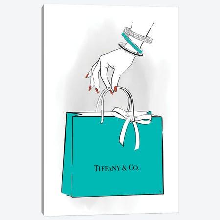 Tiffany's Hand Canvas Print #PAV792} by Martina Pavlova Canvas Print