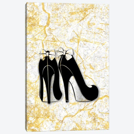 Marble Heels Canvas Print #PAV93} by Martina Pavlova Canvas Art Print