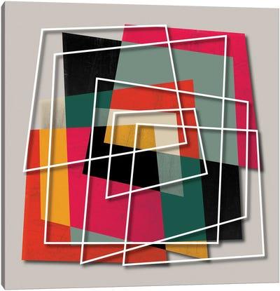 Fill & Stroke III Canvas Art Print