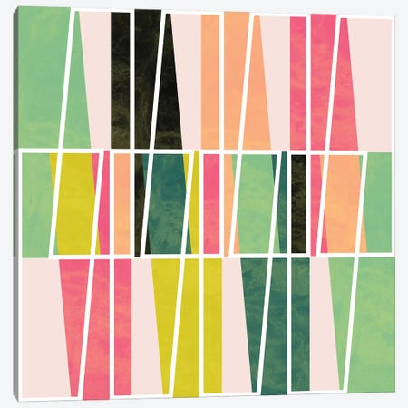 Fill & Stroke IV Canvas Print #PAZ101} by Susana Paz Canvas Wall Art